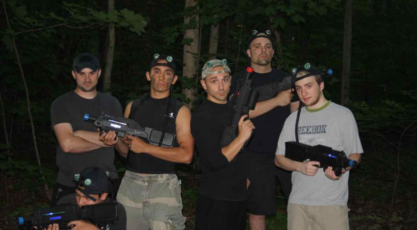 Tactical Laser Tag