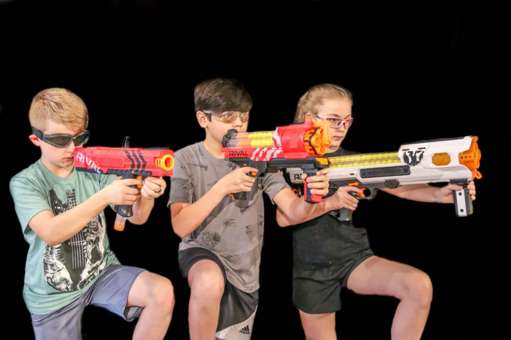 Foam Dart Battles - Everything You Need to Know is at the Battlearium
