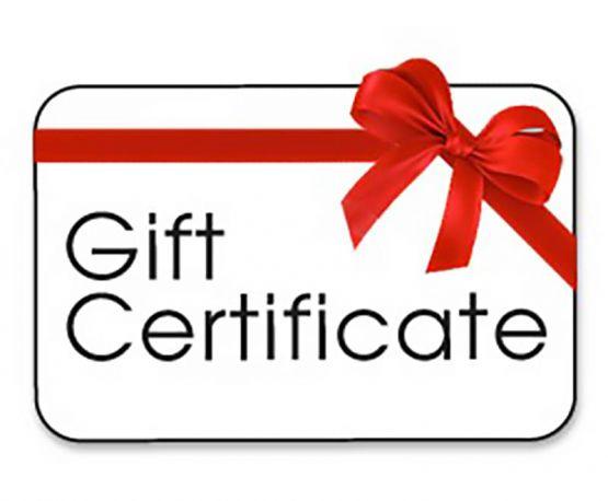 General Gift Certificates